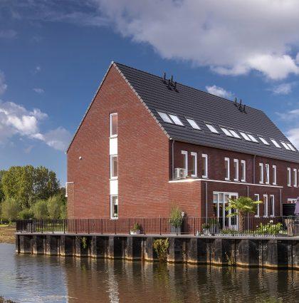 "24 woningen ""Heemtuinen"" te Werkendam"