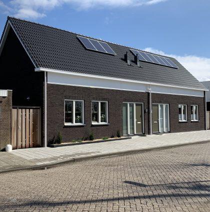 Renovatie en nieuwbouw 7 woningen te Oudenbosch