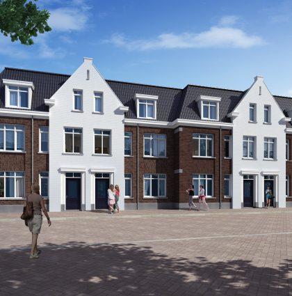 "12 appartementen ""Residentie Kerkbuurt"" te Sliedrecht"