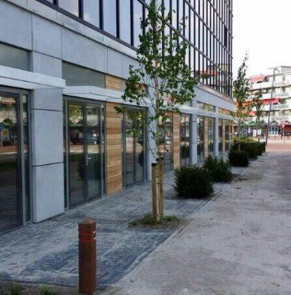"""Gevelrevitalisatie kantoorgebouw """"Boris"""" te Zwijndrecht"""