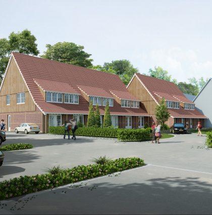 Uitbreiding Hotel   De Broeierd te Enschede