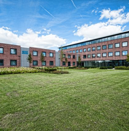 Uitbreiding en renovatie kantoor en bedrijfsruimte | Atlas Copco te Zwijndrecht