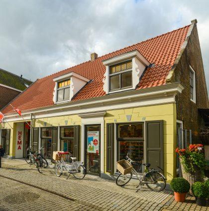 Nieuwbouw en renovatie winkel | Hema te Hardinxveld Giessendam