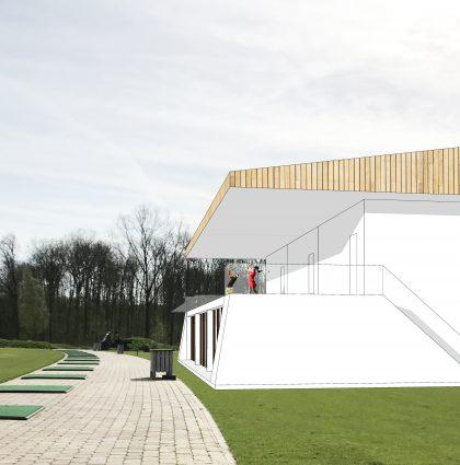 Uitbreiding Golfclub The Dutch Gorinchem